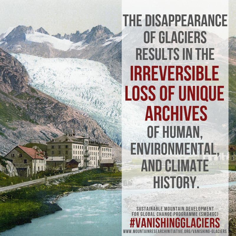 Vanishing Glaciers 7