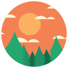 Icon of forests