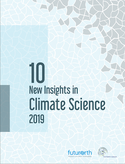 10 New Insights in Climate Science