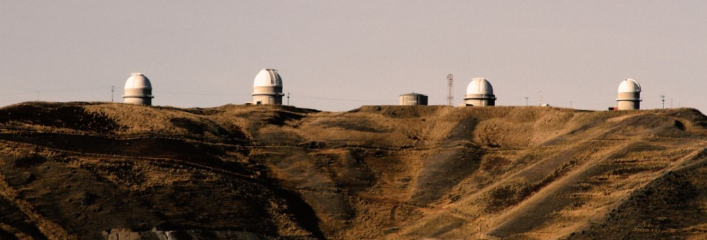 mountain observatories 1000X340