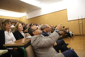 Participants at the LuMont meeting in Bragança, Portugal, October 7 2016.