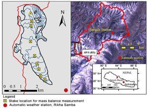 Research Site: Rikha Samba glacier